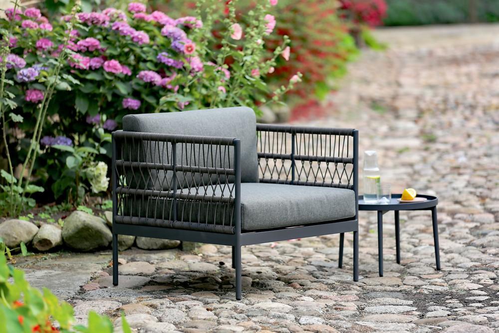 AZURI Garten Lounge Sessel