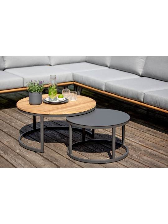 SERRA 2-Sitzer Outdoor-Loungesofa