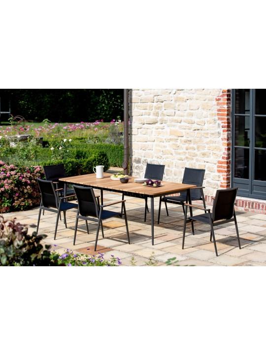Luna Design Gartentisch