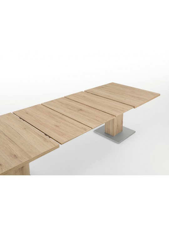 Multi Decor Säulentisch (ausziehbar)