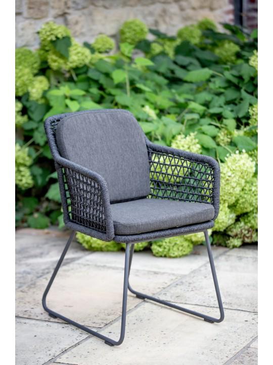 KUBU Rückenkissen Stuhl