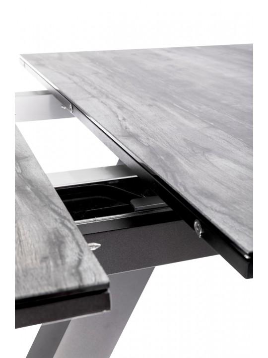 PLANK Design Gartentisch (mit Keramikoberfläche)