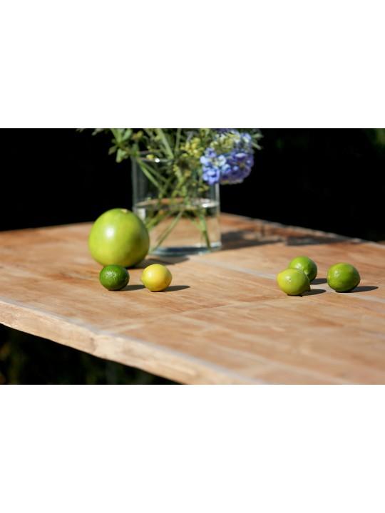 Tisch Solid (Trapezkufe Aluminium)