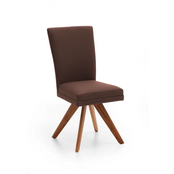 Stuhl COLORADO mit Griff (Stativgestell Holz)