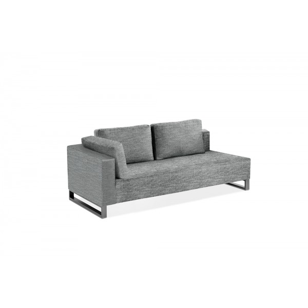 SOLVAY Loungesofa (Armlehne rechts)