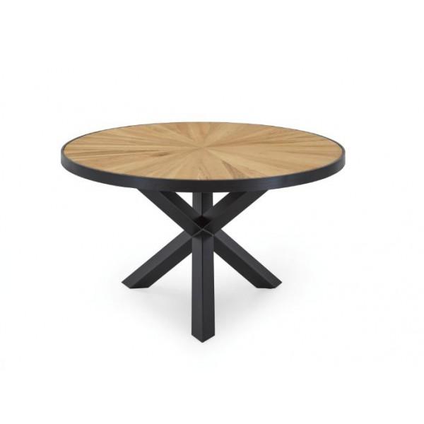 Design Tisch MOSAIK (rund)