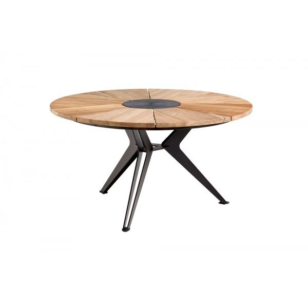 Nexor Design Gartentisch (Stern Gestell)