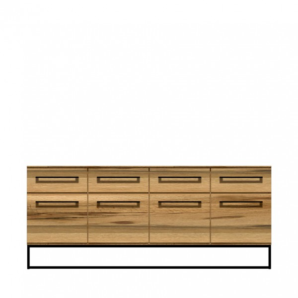 Time Sideboard (mit 4 Türen)