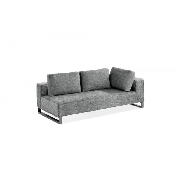 SOLVAY Loungesofa (Armlehne links)