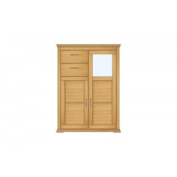 Homeland Highboard (mit 2 Türen)