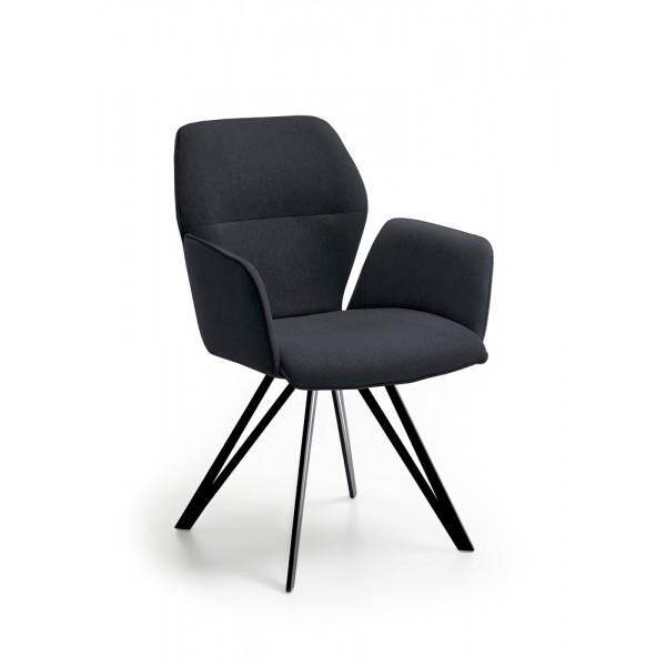 Design Armlehnstuhl MERLOT (drehbar)