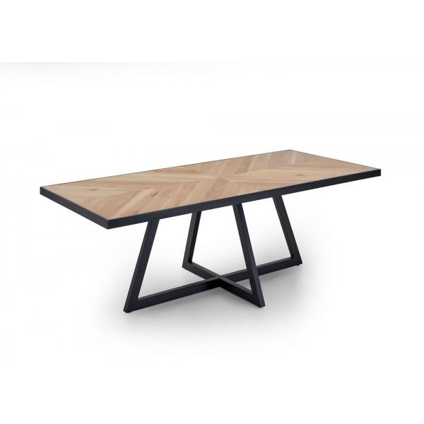 Design Tisch MOSAIK (rechteckig)