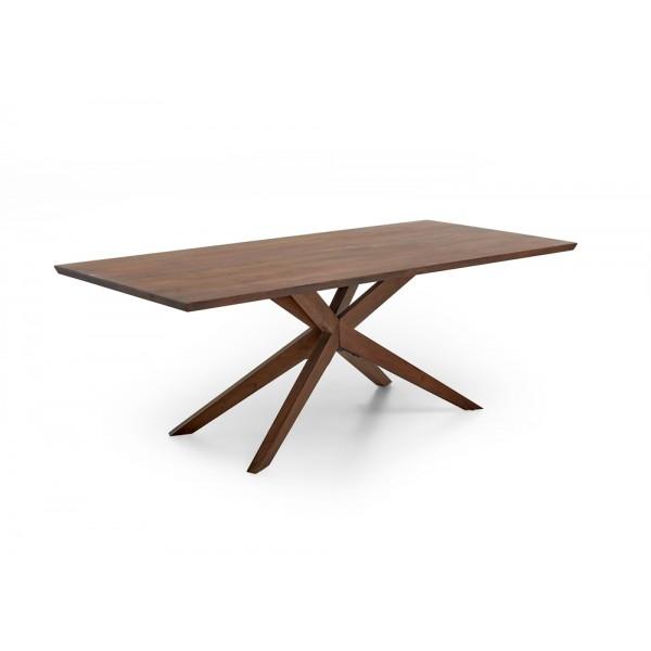 CENTRO Design Esstisch (Holzgestell)