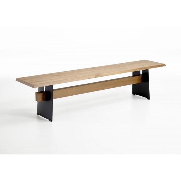 Design Sitzbank MERLOT (Trapezschliff)