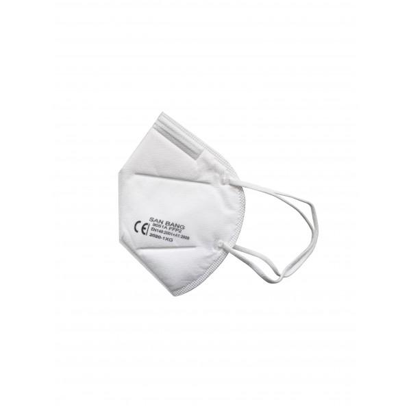 Atemschutzmaske - 50 Stück - (FFP2/KN95/N95)