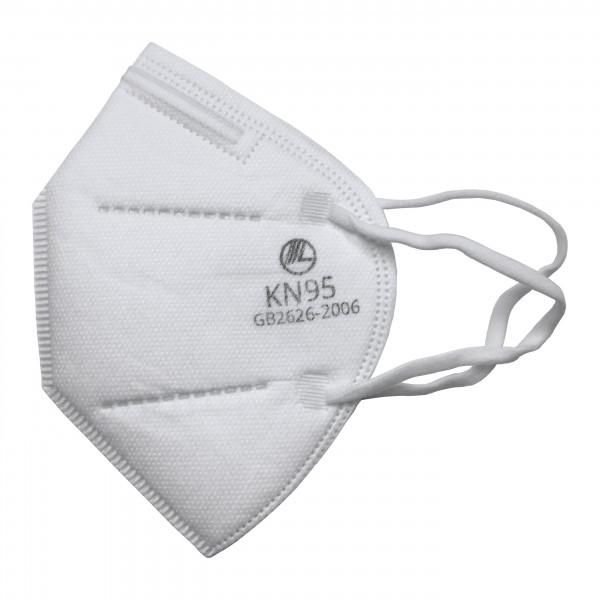Atemschutzmaske - 50 Stück - (KN95)